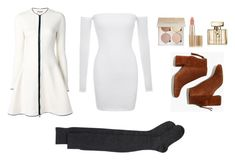 Xmas family by phff-tumblr on Polyvore featuring moda, Ermanno Scervino, FABIANA FILIPPI, Madewell, L'Oréal Paris and Gucci