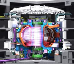 For years, scientists have been trying to build a nuclear fusion reactor capable of generating almost limitless clean energy. The experimental ITER fusion reactor, which is currently under construction in France, might be our best shot yet at… Nuclear Technology, Engineering Technology, Science And Technology, Science News, Energy Technology, Fukushima, Sistema Solar, Durham University, Energy Crisis