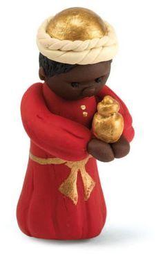 Personnage de la crèche en Fimo, Décos Noël à fabriquer