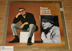 #Östen#Sjunger#Edvard#Persson#Vinyl