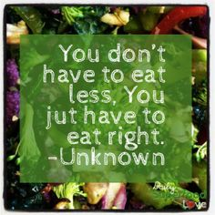 Healthy Eating Quotes - See more sleep health tips at StopSnoringPlease.com