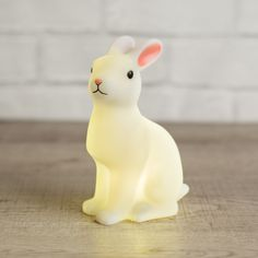 So cute! Perfect for little ones. Bunny Night Light.