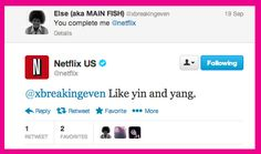 When they tried to be your one and only. | 19 More Reasons To Love Netflix