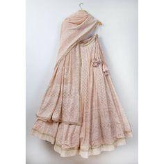 Blush Pink Chikankari Lehenga Sparkling With The Finest Sequins, Pearls & Zardozi Borders. Indian Wedding Outfits, Pakistani Outfits, Indian Outfits, Indian Clothes, Indian Weddings, Wedding Dresses, Lehenga Choli Wedding, Pink Lehenga, Shaadi Lehenga