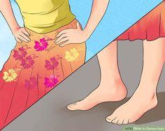 Image titled Dance Hula Step 1