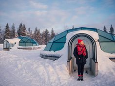 5 things to do when staying at the Kakslauttanen Arctic Resort