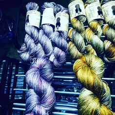 Two new colorways available from Knitting Wolf Luxury Yarns Yarns, Perspective, Wolf, Blush, Luxury, Knitting, Tricot, Perspective Photography, Rouge