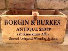 borgin and burkes shop - Google Search