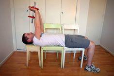 Programme musculation maison pour débutant - Pull-over 1