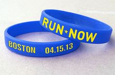 Runners show support one week after Boston Marathon attack Running Workouts, Running Tips, Workout Gear, Fun Workouts, Workout Style, Workout Attire, Boston Marathon Bombing, Charity Run, Marathon Runners