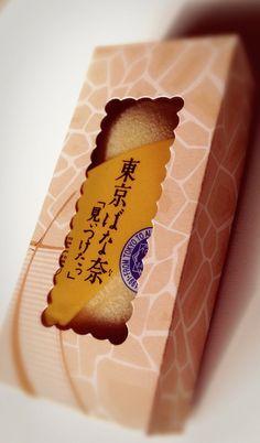"A box for ""Tokyo Banana"""