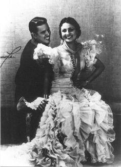 Rita Montaner famosa cantante Cubana