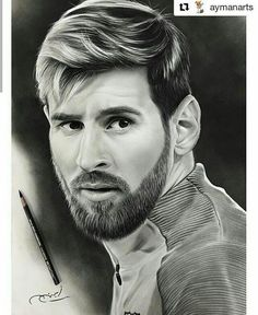 Abstract Pencil Drawings, Realistic Pencil Drawings, Hyper Realistic Paintings, Art Drawings Sketches Simple, Pencil Sketching, Pencil Sketch Portrait, Portrait Sketches, Violett Parr, Messi Drawing