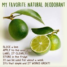 David Wolfe's favourite natural deodorant!