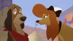 *CASH & DIXIE ~ THE FOX and the HOUND 2, 2006