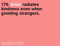 Aries, have you seen today's horoscope???  Click here!