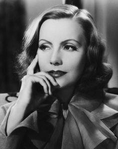 Greta Garbo-so pretty! :)