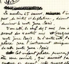 Type foundry P22 was born when Richard Kegler digitized Marcel Duchamp's handwriting for a masters thesis.