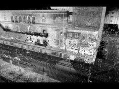 3D Laser Scanning Saenger Theatre