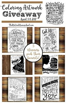In this post, you will have a chance to enter to win one of these awesome coloring artwork designs! Diy Projects For Adults, Arts And Crafts For Adults, Art Projects, Rainy Day Activities, Indoor Activities, Art Activities, Preschool Printables, Free Printables, Printable Invitations