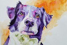 Watercolor by Rita Hendricks