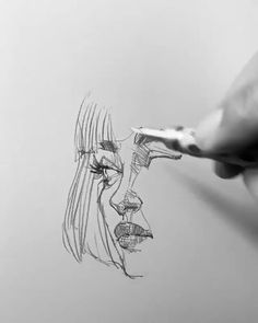 art and drawing Pencil Sketch artist Efran Malo. Efran Malo is a Spanish sketch artist. In his works he makes pencil sketch and gives life to drawings. Pencil Art Drawings, Art Drawings Sketches, Easy Drawings, People Drawings, Disney Drawings, Creepy Sketches, Illustration Art Drawing, Tattoo Sketches, Illustrations