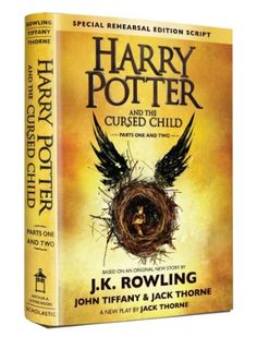 Hintd - Harry Potter and the Cursed Child Parts 1