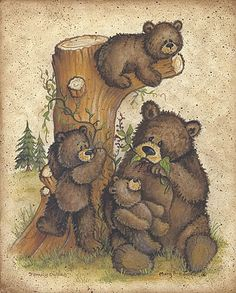 .The bears