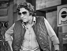 Cláudio Cavalcanti em Cavalo de Aço, 1973. Cedoc/TV Globo