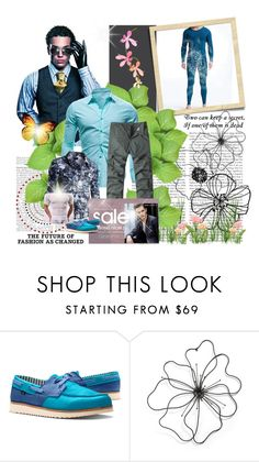 """""""Template Contest Entry #3"""" by wackyworkshop ❤ liked on Polyvore featuring Lumière, men's fashion and menswear"""