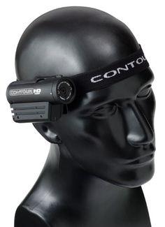 Cool Contour 3600 Headband Mount for ContourGPS, ContourHD, and VHoldR