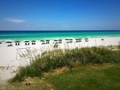 It's a beautiful day here in Destin!