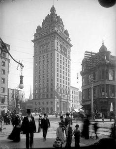 San Francisco, c. 1905.