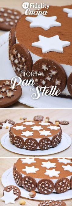 La torta pan di stelle è un dolce estremamente goloso, amato dai grandi ma sopratutto dai bambini. Vediamo come prepararla passo dopo passo ed in quali varianti servirla
