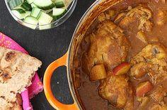 Mum's Chicken & Potato Curry — Punchfork