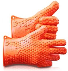 Ekogrips Max Heat Silicone BBQ Grill Oven Gloves - Best Heat Protection - Designed In USA - 3 Sizes Jolly Green Products http://smile.amazon.com/dp/B00HLPXL80/ref=cm_sw_r_pi_dp_1cRJwb0JF15NV