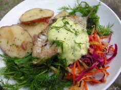 Umami aioli for fish, especially bluefish, a recipe on Food52