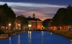 Den Helder, Kerkgracht by klaash63, via Flickr