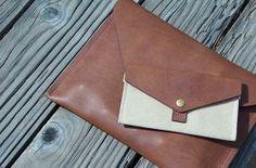 DODOcase Leather & Canvas Phone Case