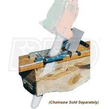 how to make a chainsaw mill - Google Search Chainsaw Repair, Chainsaw Bars, Stihl Chainsaw, Portable Chainsaw Mill, Petrol Chainsaw, Electric Saw, Tool Kit, How To Make, Google Search
