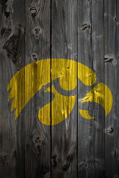 iowa hawkeyes wallpaper | Iowa Hawkeyes Wood iPhone 4 Background | Flickr - Photo Sharing!