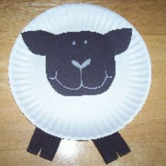 Sheep craft   http://www.kinderprintables.com/patterns.htm