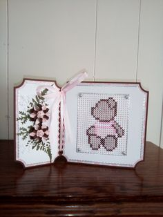Mini Cross Stitch, Cross Stitch Cards, Marianne Design, Plastic Canvas, Beer, Embroidery, Holiday Decor, Ideas, Home Decor