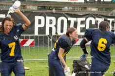 Go Sister.. Go Neptunes! (Campionato Italiano Football Americano Femminile)