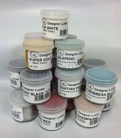 8 Best Dusting Powders Images Cake Decorating Supplies