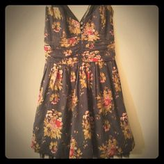 Free People Cabbage Rose, Size 10 Dress.