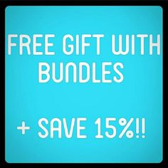 FREE GIFT WITH BUNDLE PURCHASES!!!! Buy a bundle, get a little surprise Urban Outfitters Tops Blouses