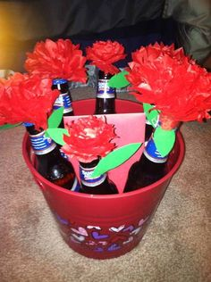 love this idea for valentines