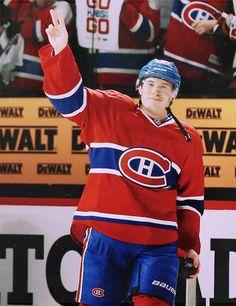 Brendan Gallagher • Montreal Canadiens • Credit: paulmara.tumblr.com Montreal Canadiens, Hockey News, World Of Sports, Hockey Players, Baseball Cards, Handsome, Passion