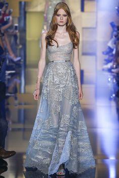 Collection haute couture Elie Saab automne hiver 2015